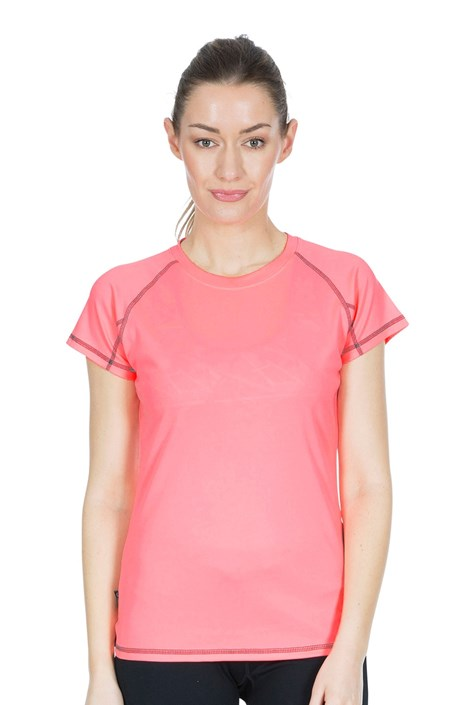 Trespass Dámské tričko Viktoria růžová XXL