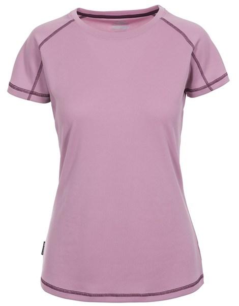 Trespass Dámské tričko Viktoria starorůžová XXL