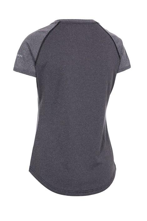 Trespass Dámské funkční tričko Maddison tmavěšedá S