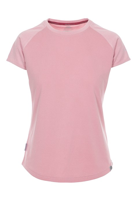 Trespass Dámské funkční tričko Maddison starorůžová L