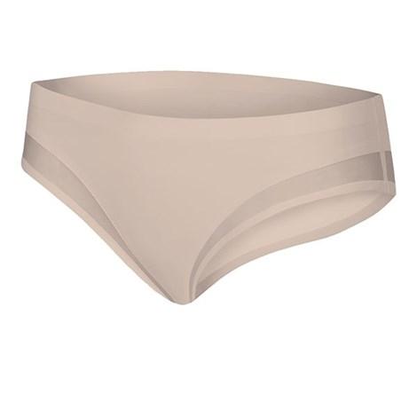 Julimex Kalhotky Fancy Invisible béžová XL