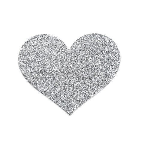 Bijux Indiscrets Flash Heart nálepky na bradavky