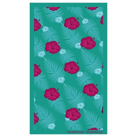 Mora Mora Plážová osuška Flower barevna 100x170