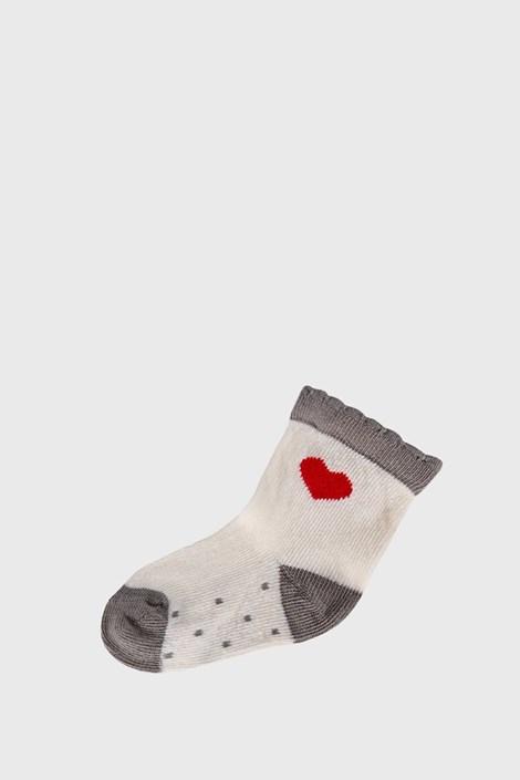 Dětské ponožky Srdíčko