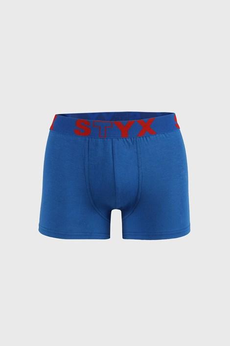 STYX Modré boxerky STYX modrá XXL