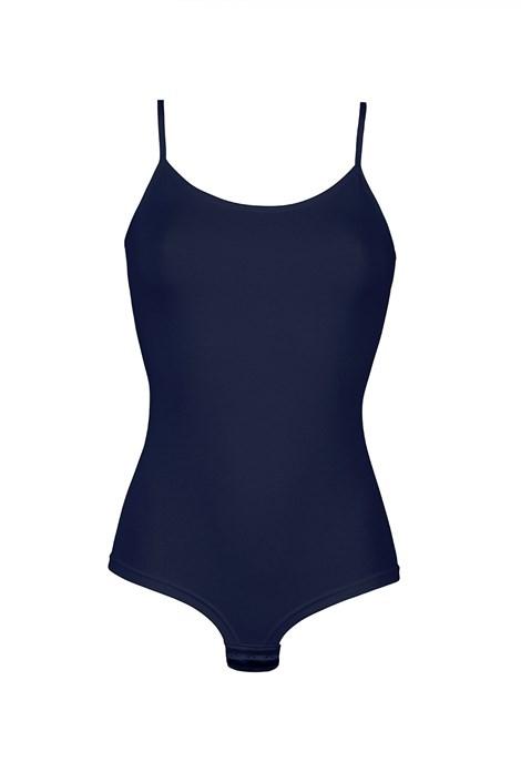 COTONELLA Dámské bavlněné body Renee modrá XL