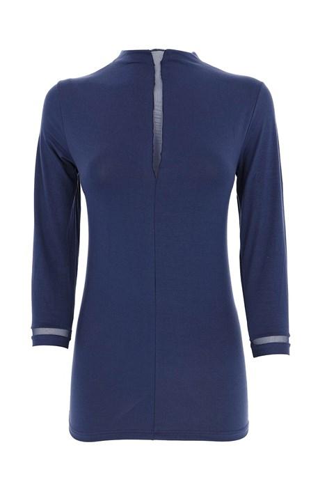 COTONELLA Dámské tričko Cora modrá XL