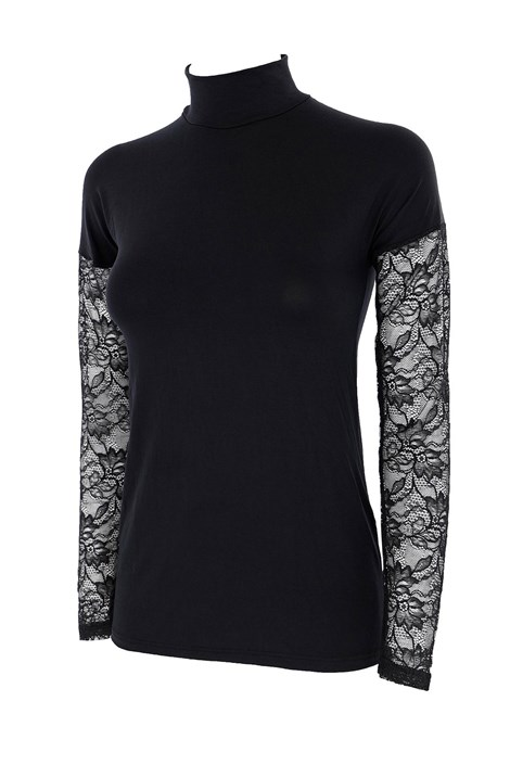 COTONELLA Dámské tričko Belia černá XL