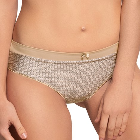 Gaia Klasické kalhotky Andrea béžová XXL