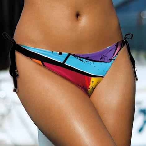 Toccata Spodní díl dámských bikini Gloria barevná 42