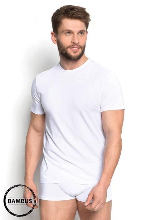 Henderson Pánské tričko HENDERSON Grade Bamboo bílá XXL