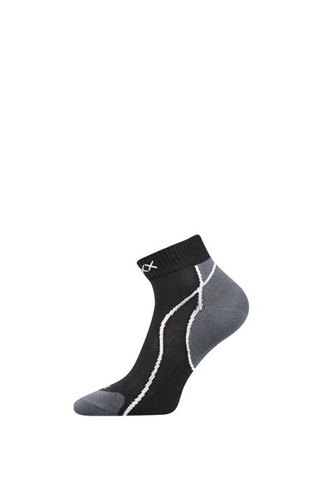 VOXX Sportovní ponožky Grand černá 43-46