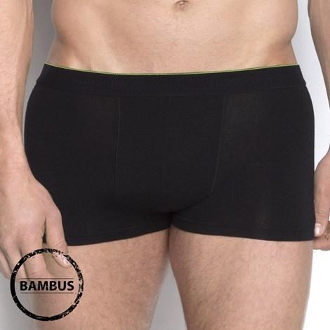 Henderson Pánské boxerky HENDERSON Bamboo Graph 99 černá L