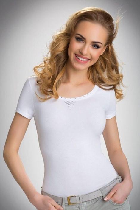 Eldar Dámské tričko Greta bílá S