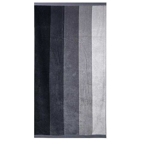 Artek92 Plážová osuška Chika šedá šedá 90x170