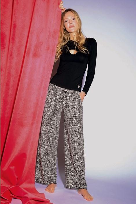 Hechter Dámské pyžamo Mystic černá XL