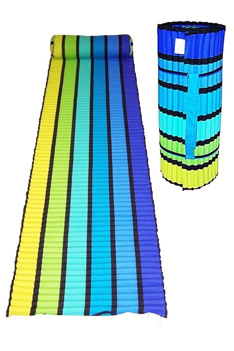 Le Comptoir De La Plage Plážová matrace Happy barevná 60x180