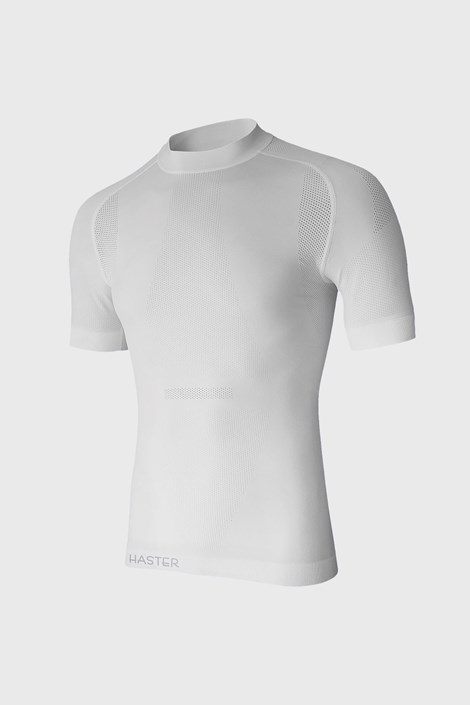 Haster Pánské tričko HASTER Silverfit MicroClima antibakteriální bílá L/XL
