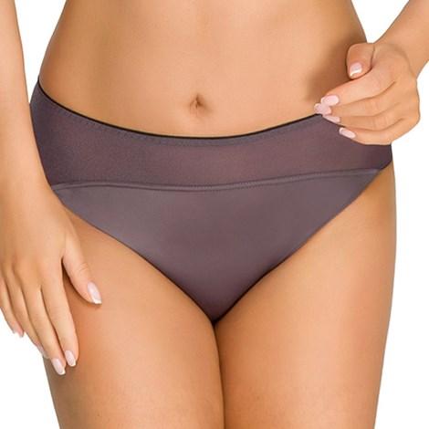 Alles Kalhotky Havana Violet klasické vyšší fialová XL