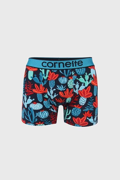 Cornette Boxerky High Emotion Kaktus barevná XXL