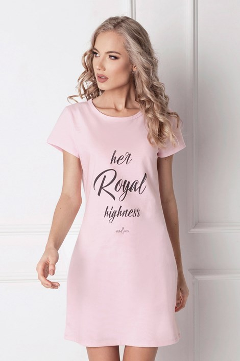 Aruelle Dámská noční košilka Highness růžová S