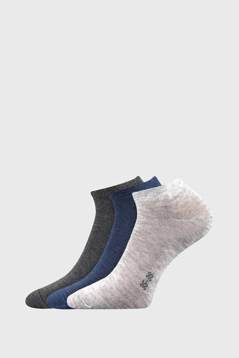 BOMA 3 PACK dámských ponožek Hoho vícebarevná 39-42