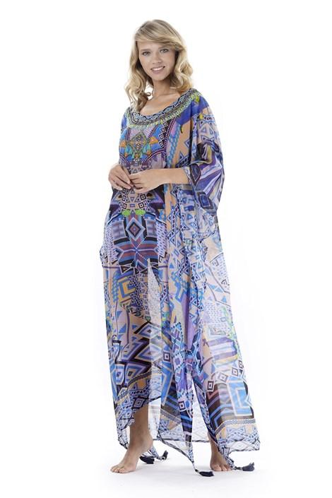 Iconique Dámské plážové šaty Giadar barevná uni