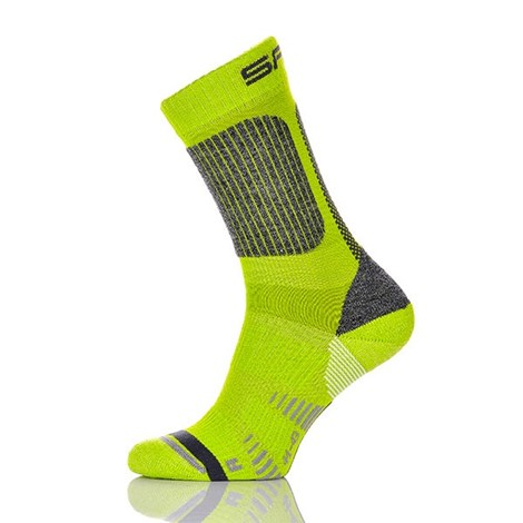 Spaio Funkční ponožky Impressive šedozelená 35-37