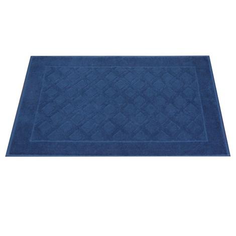 Bahar Koupelnová předložka Charles modrá modra 50x70