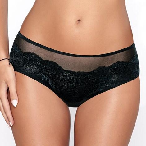 21d78b53b43 PariPari Kalhotky Jasmine klasické 01 černá L