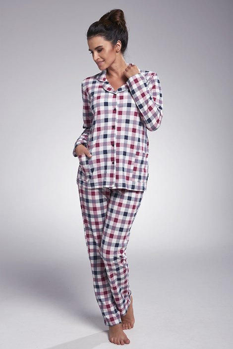 Cornette Dámské pyžamo Jenny barevná XXL