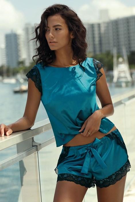 Excellent Beauty Pyžamový SET Cristina modrá XL
