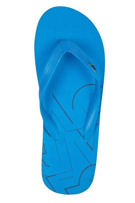 4F Pánské letní žabky 4f modrá 42