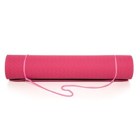 LOAP Růžová jogamatka LOAP Aarti růžová uni