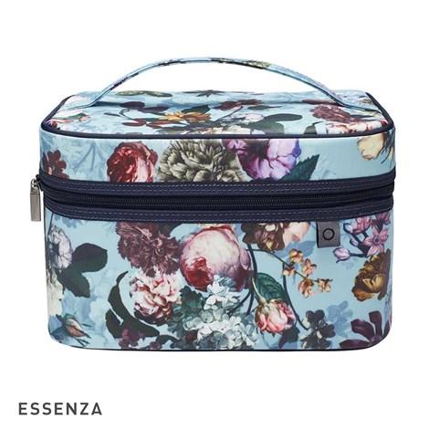 Essenza Home Kosmetický kufřík Essenza Kate modrý modra uni