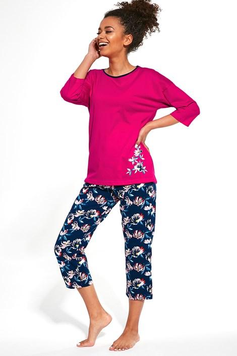 Cornette Dámské pyžamo Katherine vícebarevná XXL