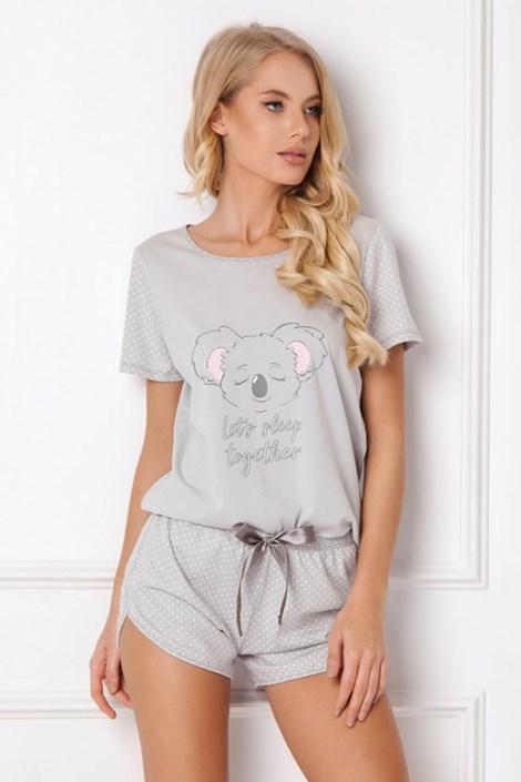 Dámské pyžamo Koally krátké