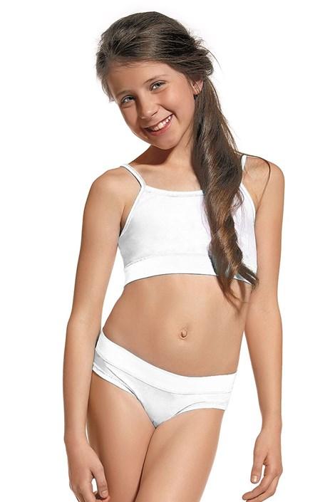 Dívčí spodní košilka a kalhotky - set 837