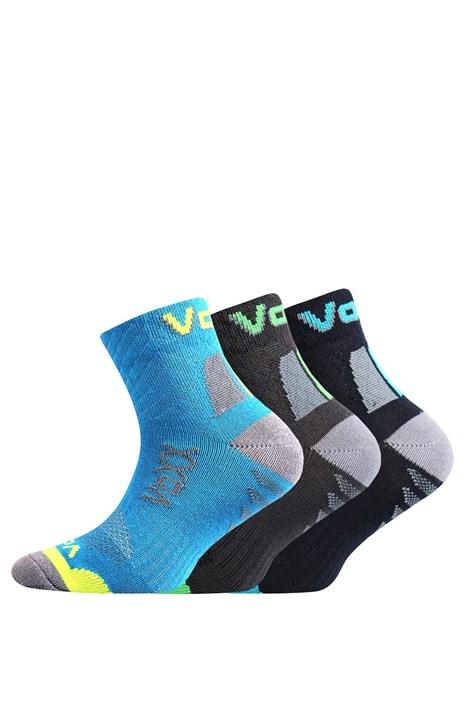Boma 3 pack chalpeckých ponožek Kryptoxík barevna 35-38