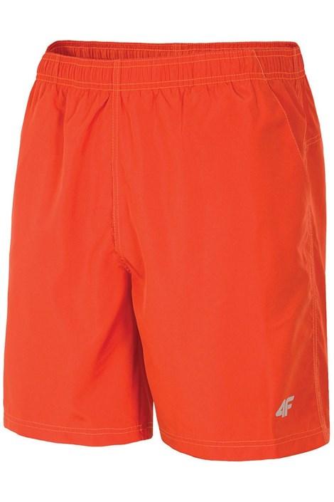 4F Pánské sportovní šortky 4f červená S