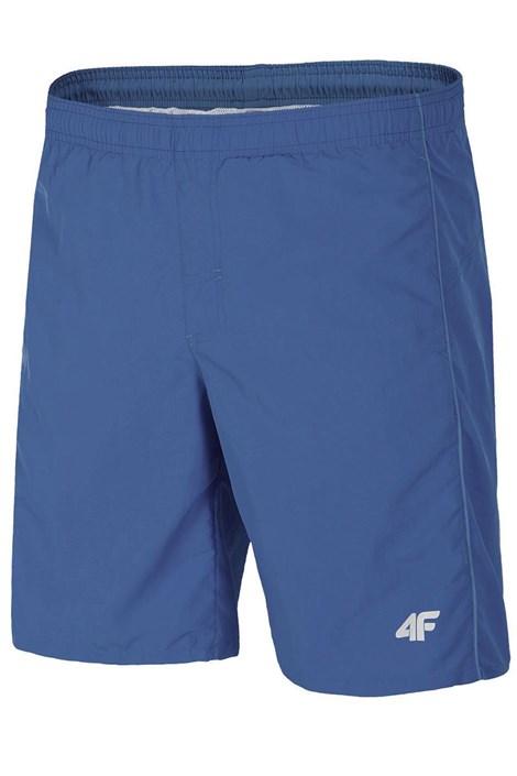 4F Pánské sportovní šortky 4f modrá S