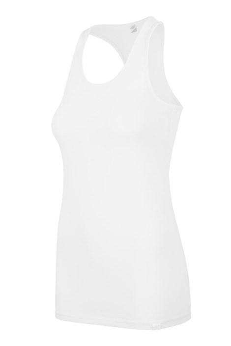 4F Dámské sportovní tílko 4f bílá XXL