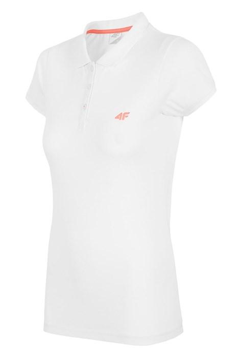 4F Dámské sportovní tričko 4F Golf bílá XS