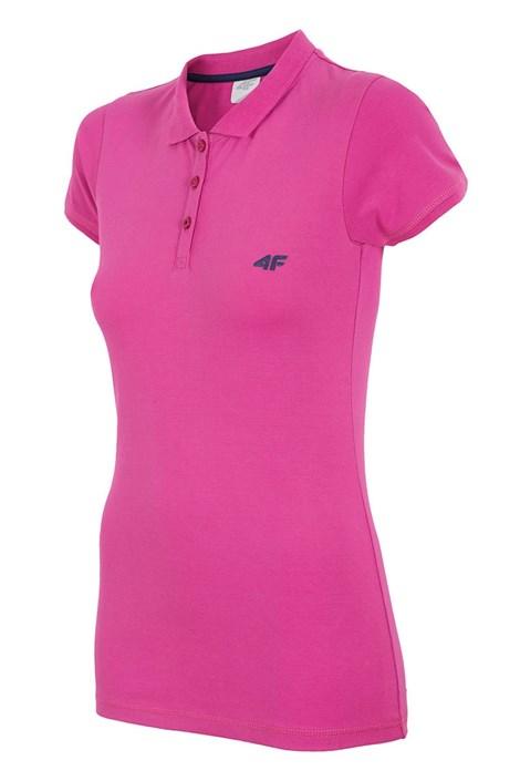 4F Dámské sportovní tričko 4F Golf fuksia XS