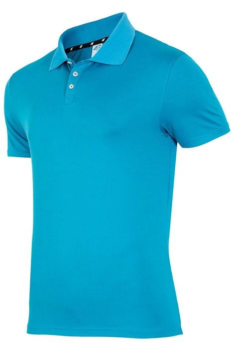 4F Pánské sportovní tričko 4F Golf tyrkysová M