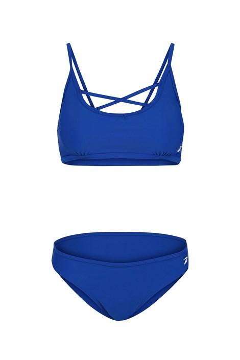 EXXO Agency Sp. Z o.o. Dámské dvoudílné plavky Reebok Ashanti modrá XS