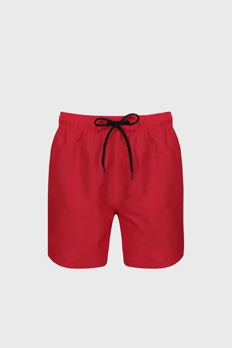 Červené koupací šortky Reebok Yale
