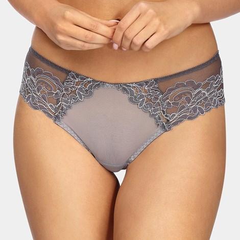 LAUMA lingerie Kalhotky Ambient francouzské šedá 44