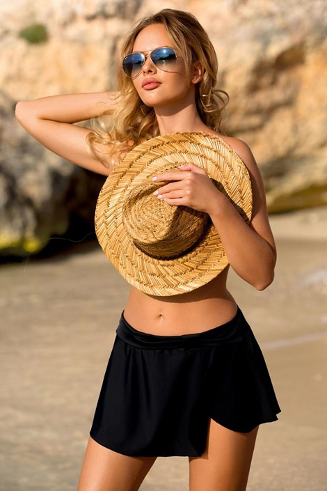 Fusta de plaja Leya Black