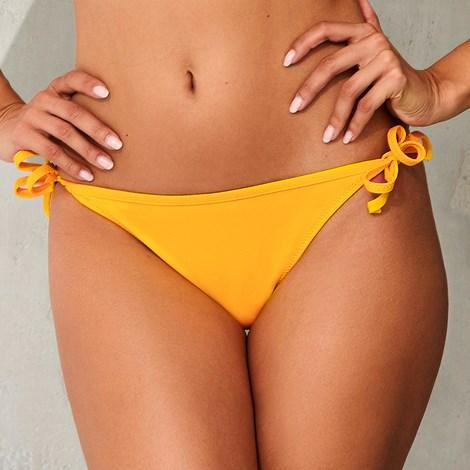 Долнище на бански Alma Yellow